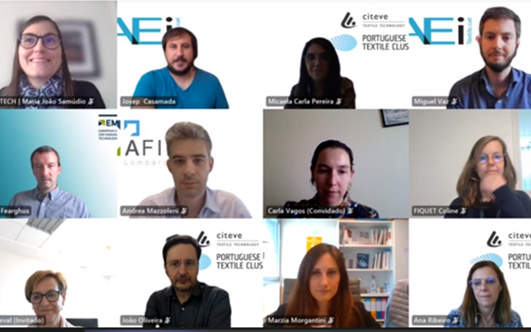 ADMANTEX2i a new strategic project to support SMES internationalization